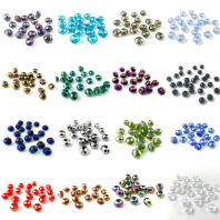 Crystal Rondelle beads 12x9mm